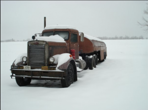 Duel truck current owner Brad