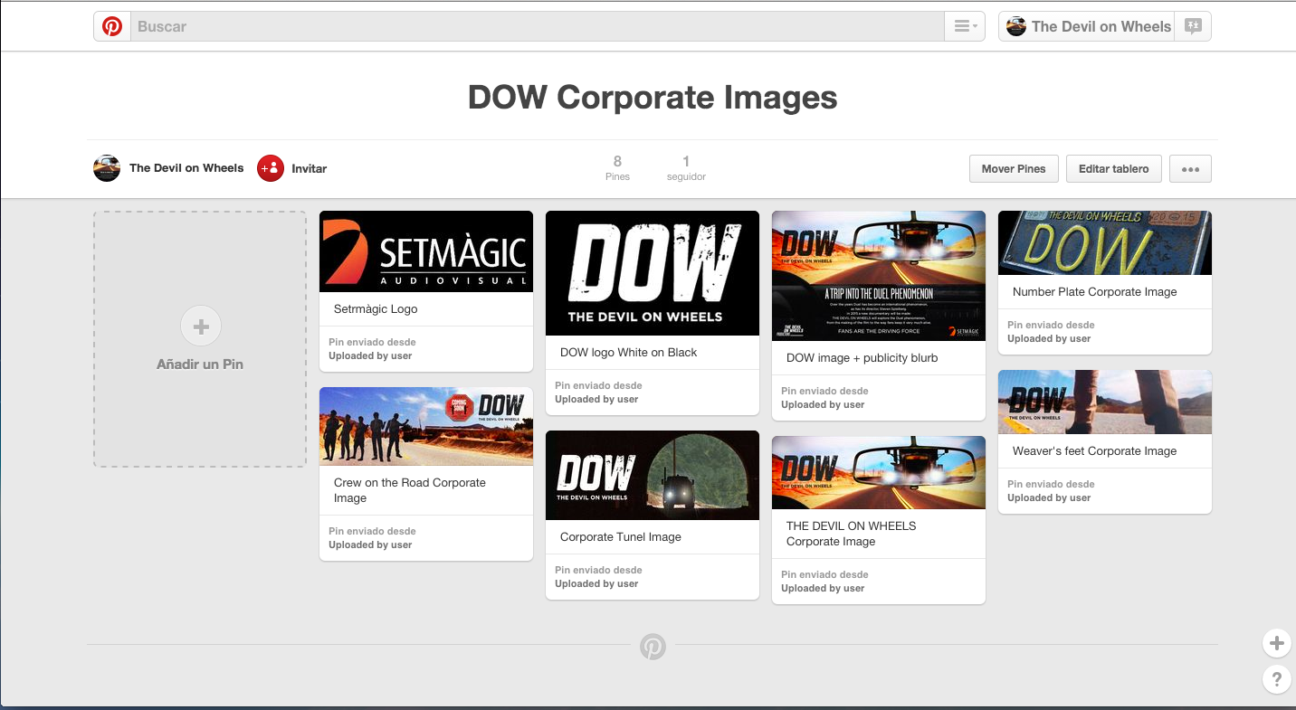 DOW corporate images