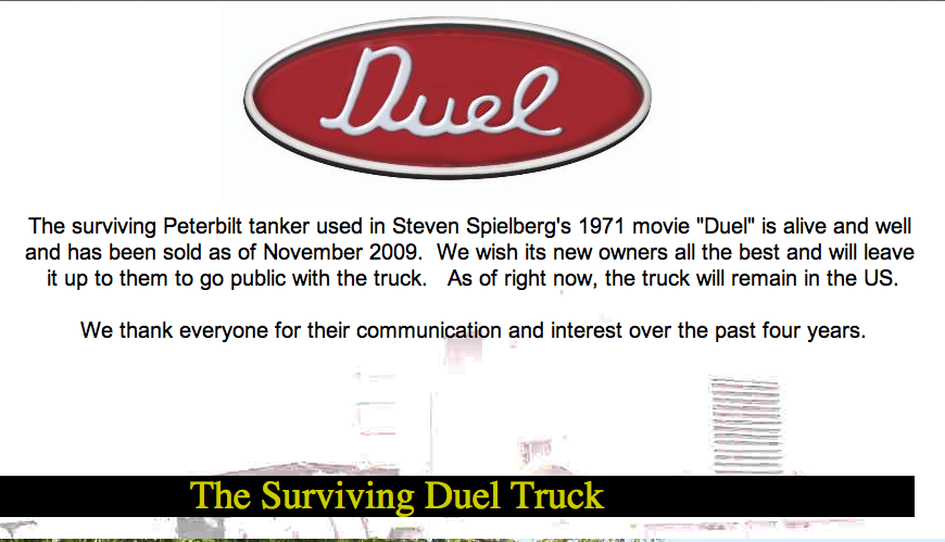 Owner 2 Dan buys Duel truck