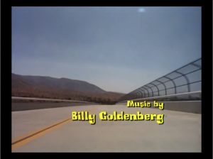 Duel music by Billy Goldenberg