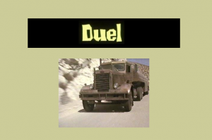 Duel fan page including sound clips