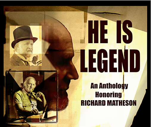 Richard Matheson homage book HE IS LEGEND