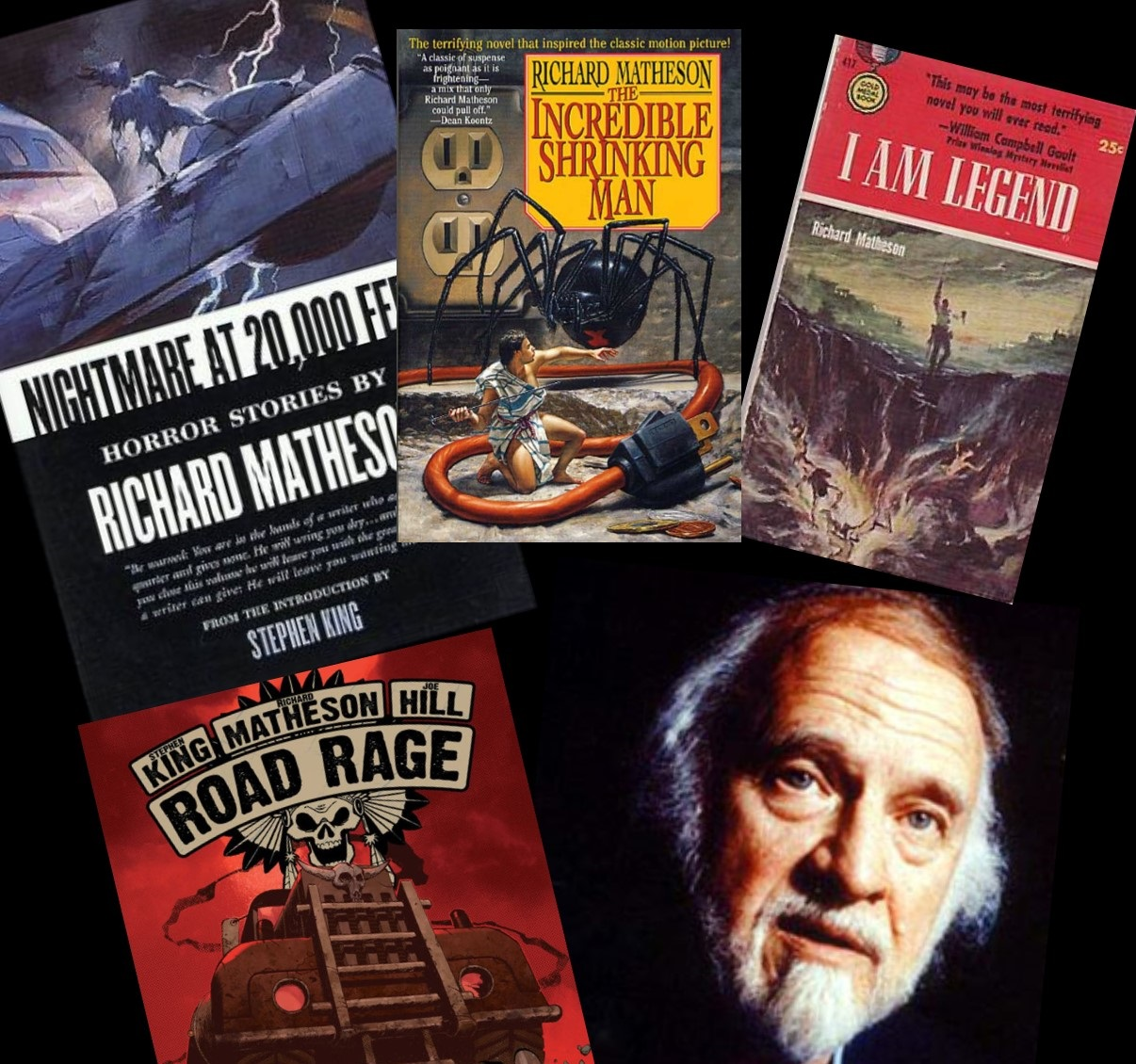 Richard Matheson, the author