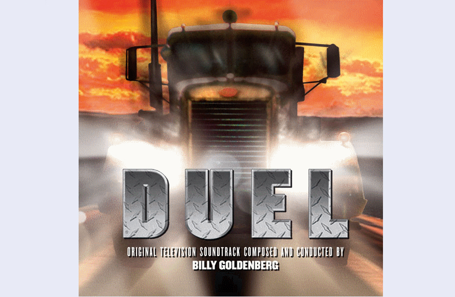 DUEL SOUNDTRACK RELEASED AFTER 44 YEARS!