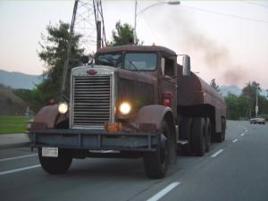 The Duel trucks