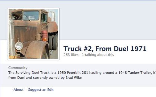 Truck #2 from Duel