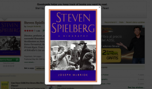 Spielberg Biography by Joseph McBride