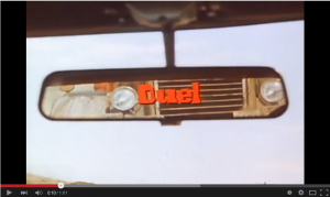 Duel theatrical trailer