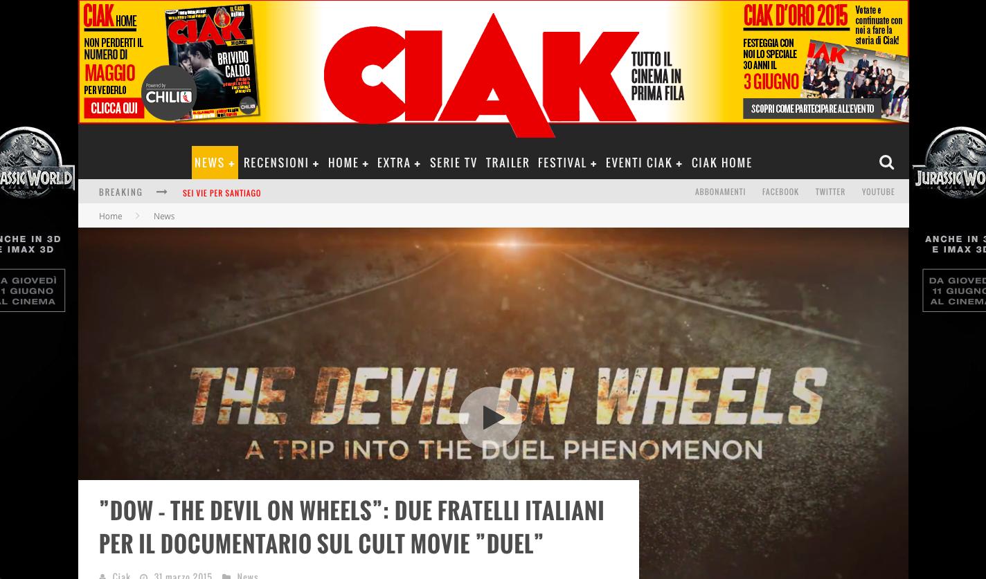 CIAK on DOW (Italy)