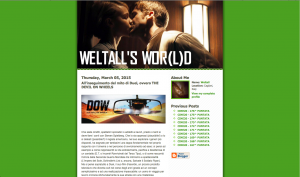 WELTALL'S WORLD on DOW (Italy)