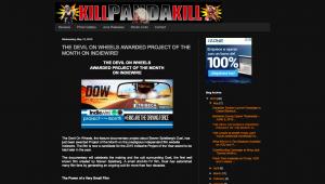 KILLPANDAKILL on DOW